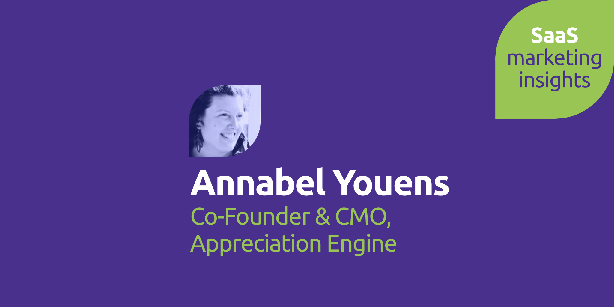 Annabel Youens, Appreciation Engine
