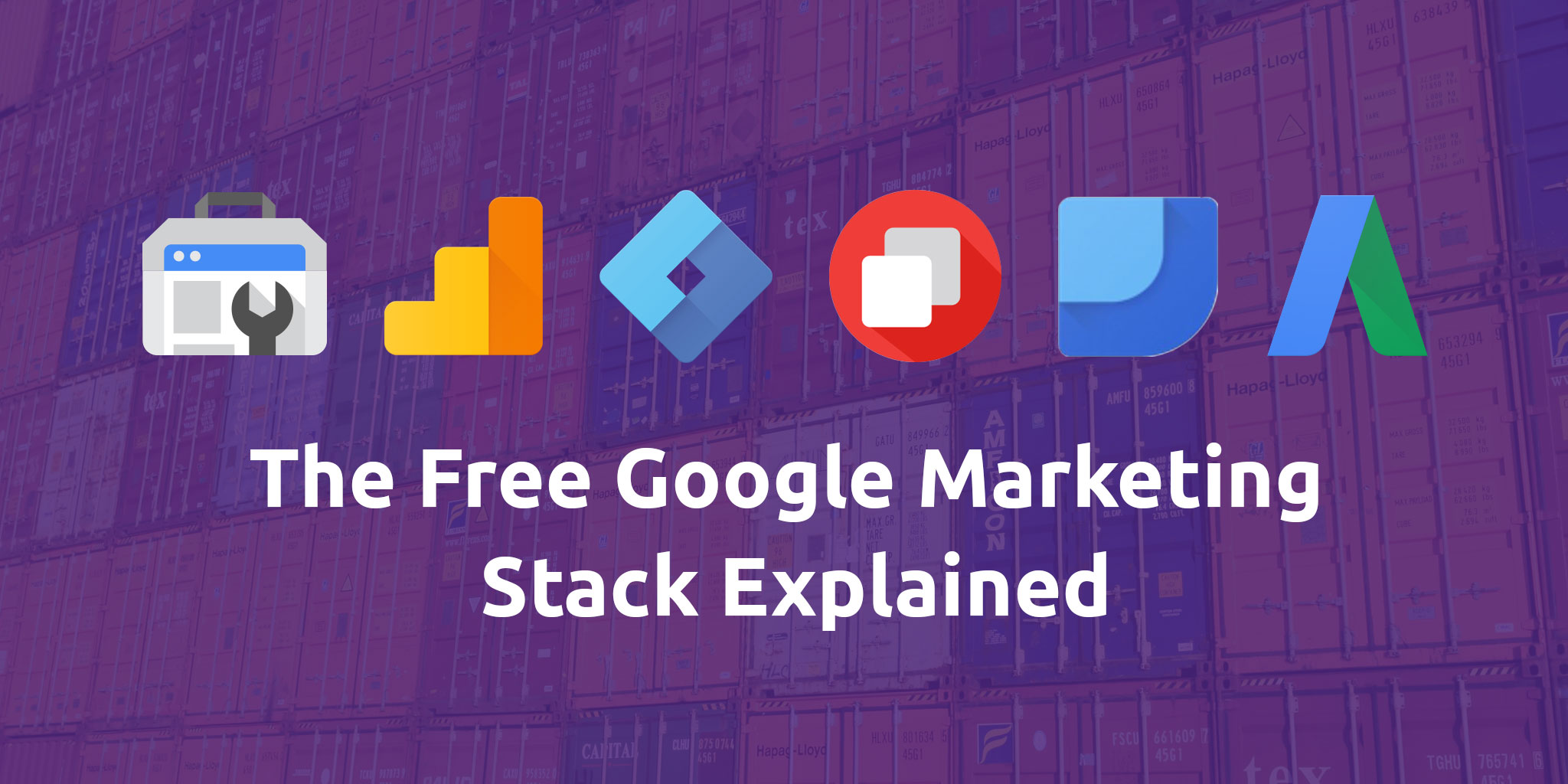 The Free Google Marketing Stack